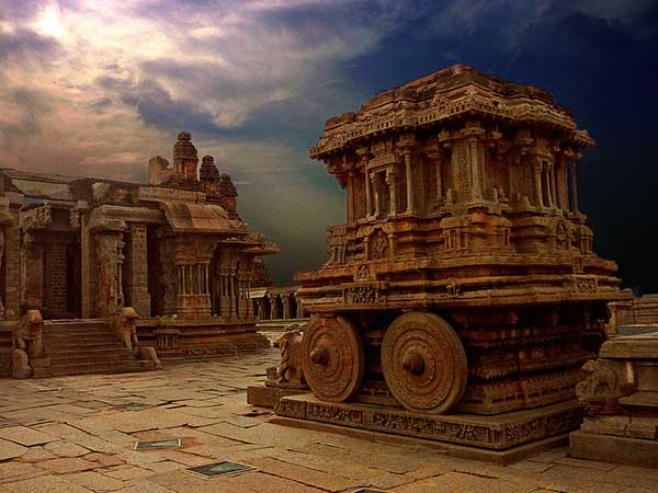 Hampi 8 Trips in India you can complete under 5000 Rupees!