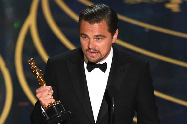Leonardo Dicaprio 15 Famous Personalities who are Introverts