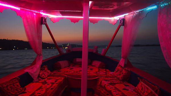 Romantic dinner cruise Things to do in Goa