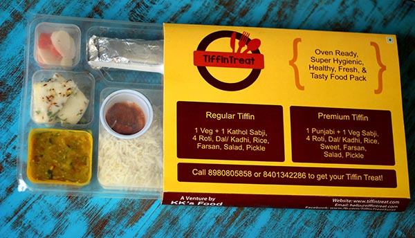 Tiffin Treat Surat Best Home Food Tiffin Service