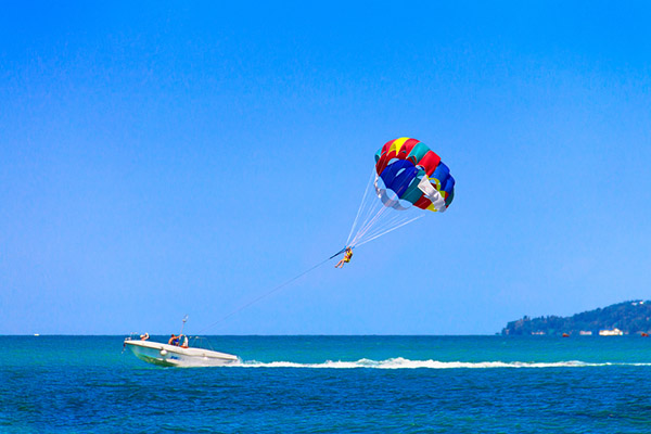 Water Sports Things to do in Goa