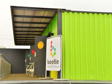 Smartotels Portable Hotels are here