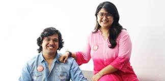 Anushree and Saurabh Pacheriwal