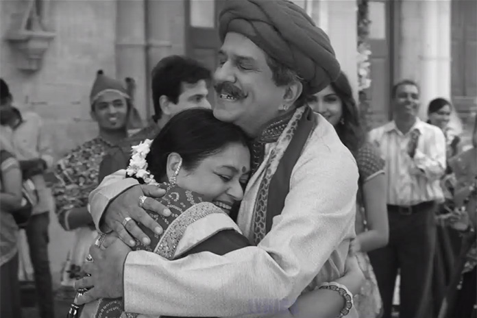 Teaser of Supriya Pathak & Darshan Jariwala's film Carry On Kesar