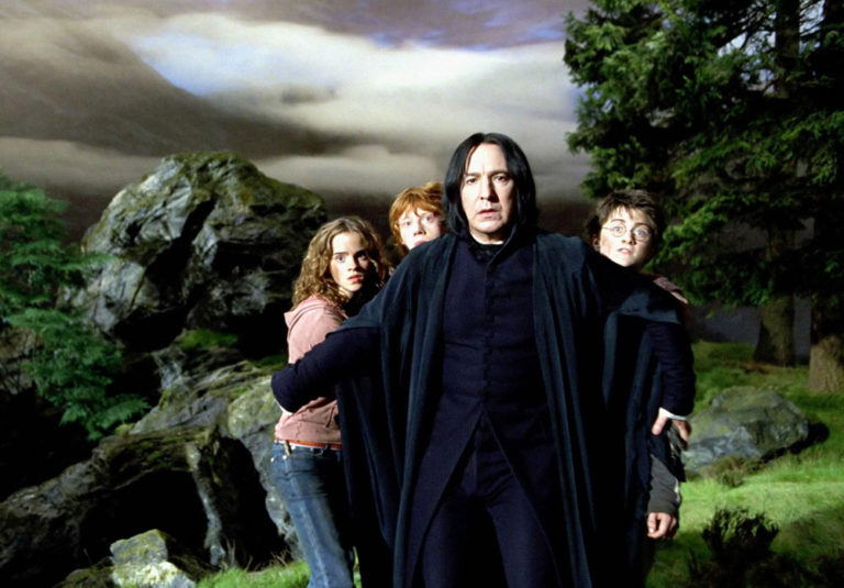 10 Reasons Why Snape Was The Real Hero