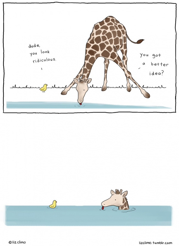 Liz Climo Cartoons