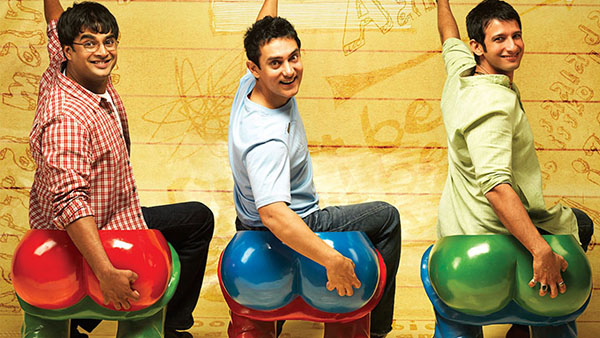 3 Idiots - 10 Light-Hearted Movies to Change Your Mood Instantly