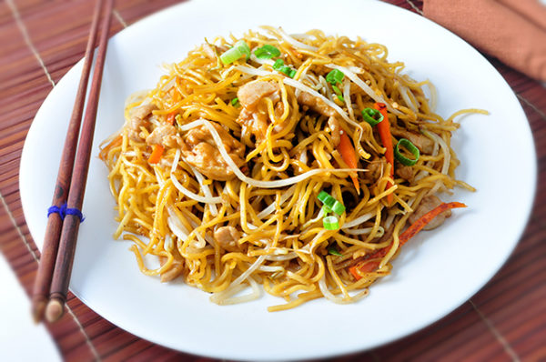 Chow Mein Best Chinese Dishes