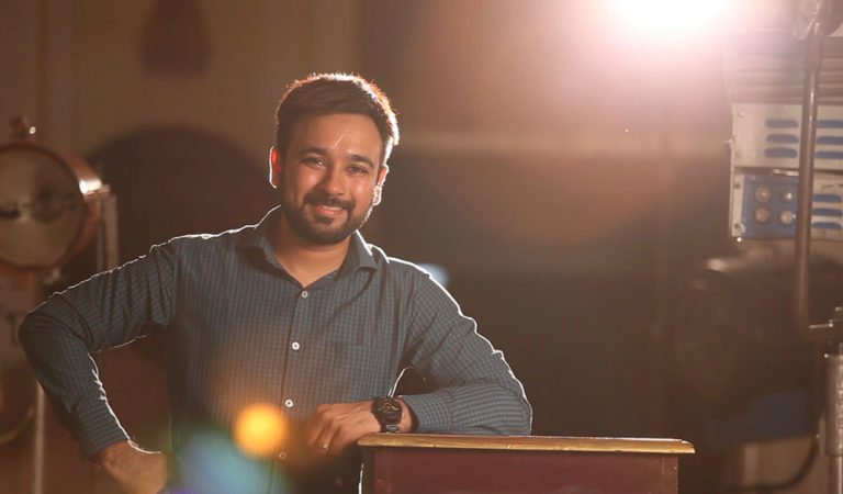 In Conversation with Naitik Raval