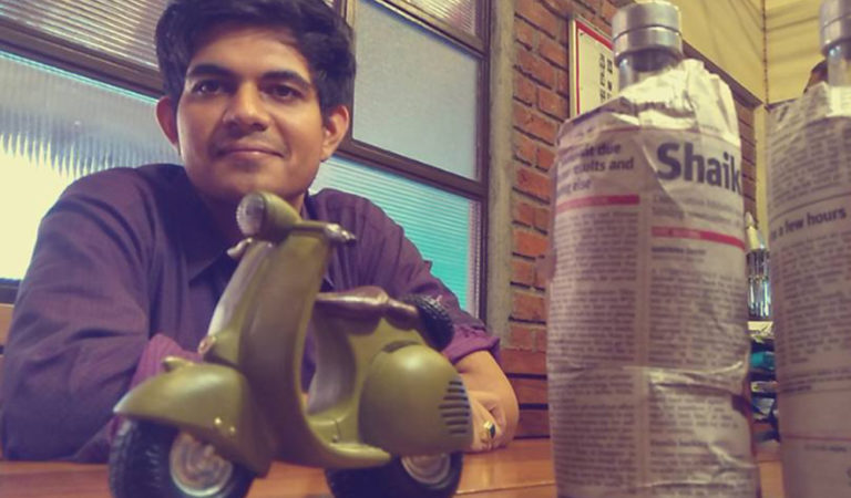 In conversation with Karan Vyas
