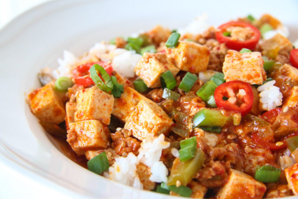 Mapo Tofu Best Chinese Dishes