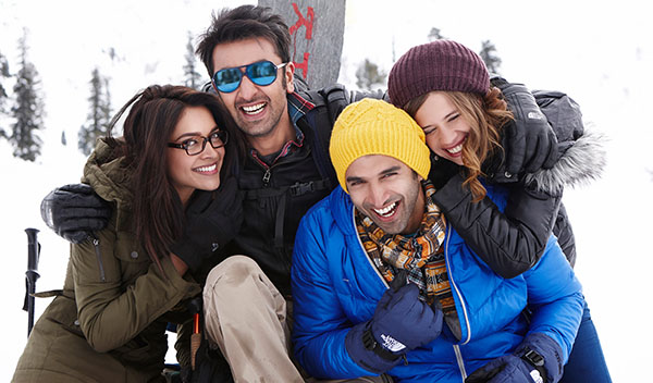 Yeh Jawaani Hai Deewani - 10 Light-Hearted Movies to Change Your Mood Instantly
