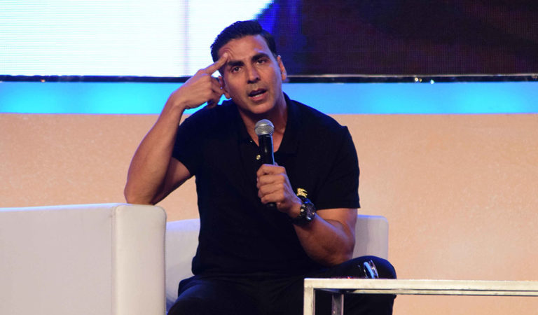 Akshay Kumar Open Up About Molestation!