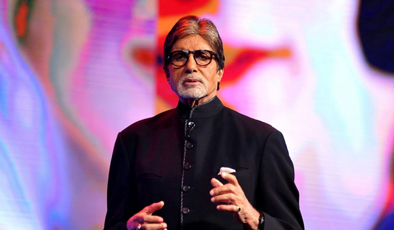 Government Releases National Anthem in Sign Language Featuring Amitabh Bachchan