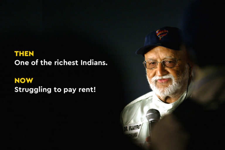 Once Among India's Richest, This Billionaire is Penniless Now!