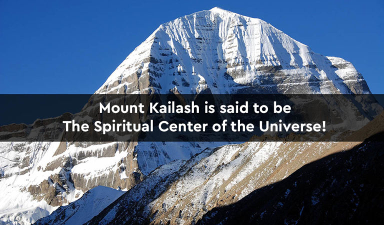15 Things You Didn't Know About The Mysterious Mount Kailash