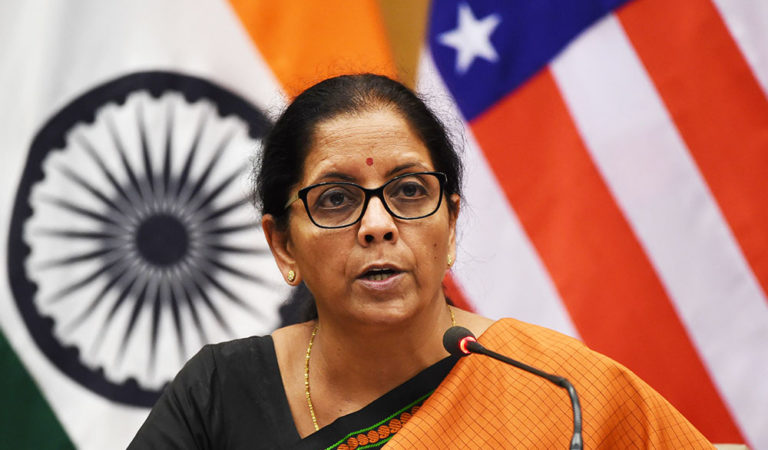 Meet Nirmala Sitharaman, India's Second Woman Defense Minister!