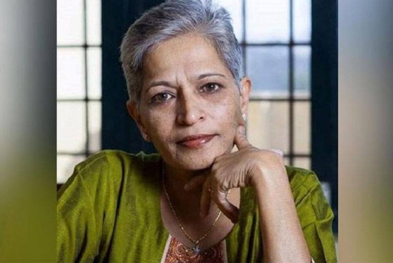 Renowned Journalist Gauri Lankesh Shot Dead in Bengaluru!