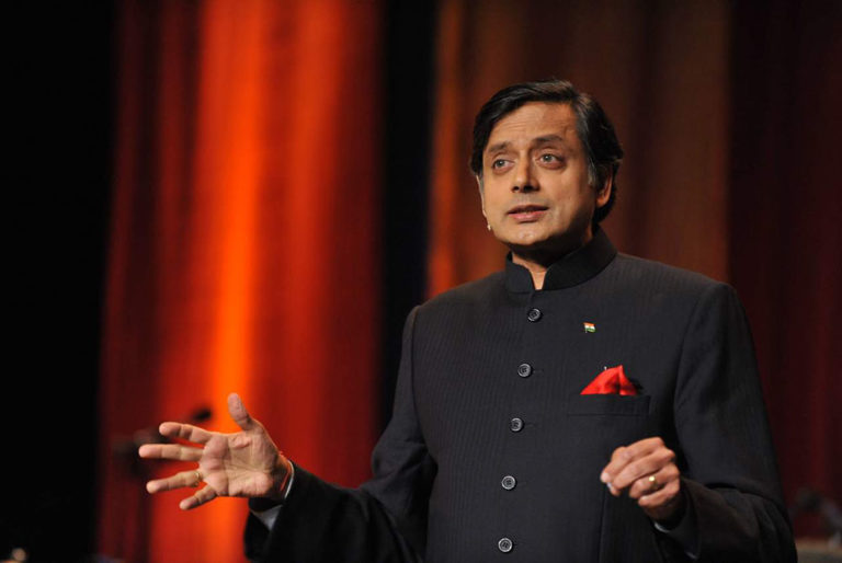 Shashi Tharoor Was Asked Where India Would Be Without The British, His Reply Will Make Your Day!