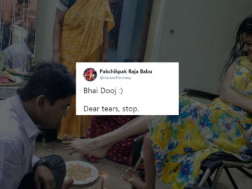 This Tweet From Bhai Dooj Is Breaking Twitter! Tears, Please Stop!