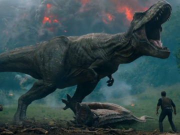 Trailer Of Jurassic World Fallen Kingdom Is Out And We're Blown Away