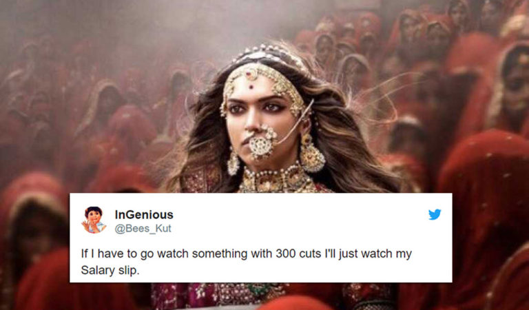 Censor Board Asking For 300 Cuts In Padmavat Was A Rumour, But Let's Assume It's Not!