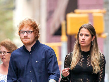 It's Official, Ed Sheeran Just Got Engaged To His Long-Term Girlfriend!