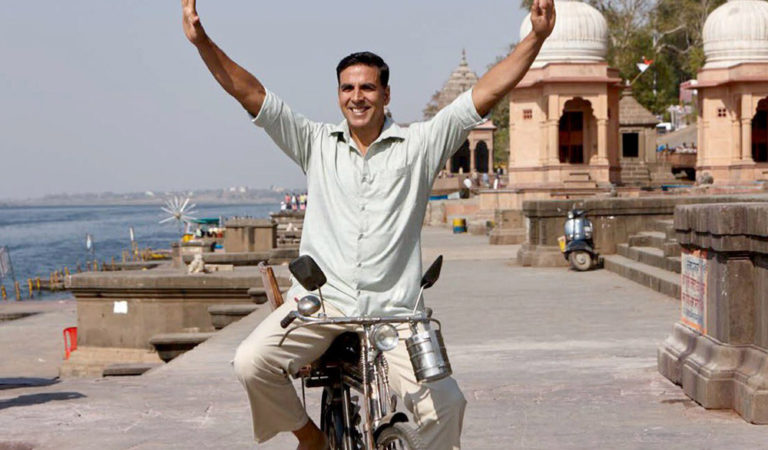 Padni Sena Boycotts Pad Man; Says The Film Contains Dream Sequence Of Akshay Kumar Farting!