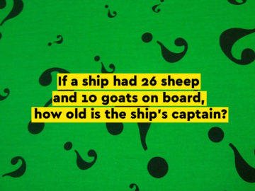 Only People With Exceptional IQ Can Crack This Chinese Riddle!