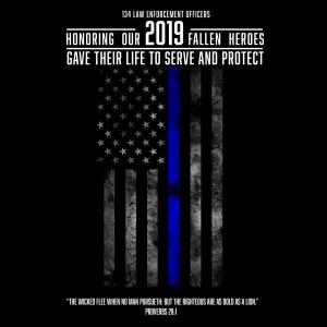2019 Memorial Shirt (Front)