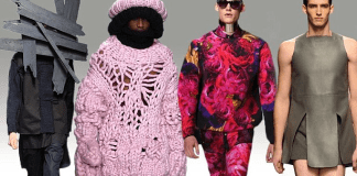 bizarre fashion