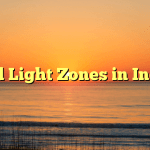Red Light Zones in India