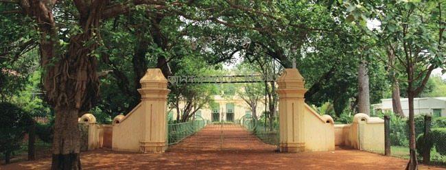 SANTINIKETAN, SANTINIKETAN- The Abode Of Rabi Thakur.