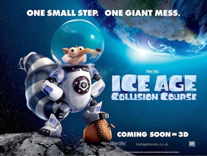 ice age collision course teaser quad vs