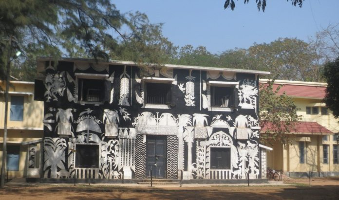 Shantiniketan