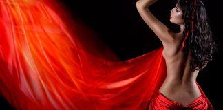 Seduction Red Wallpaper  yvt