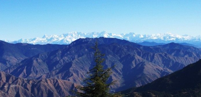 Mussoorie, Mussoorie –  The Lover's Point of India!