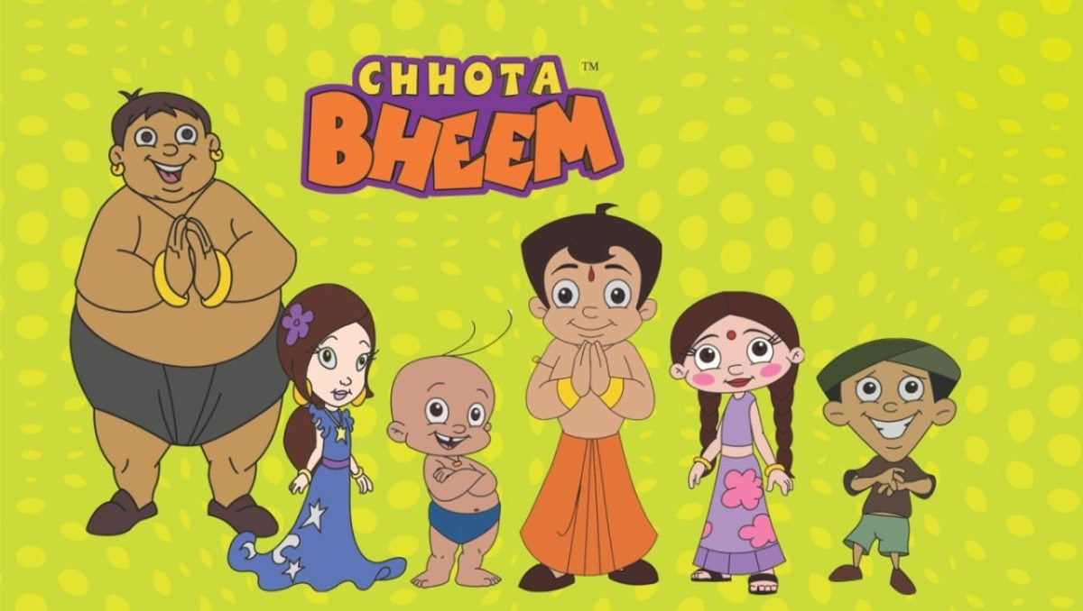 5 Amazing Things Kids Must Learn from Chhota Bheem