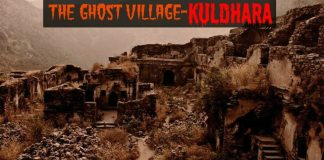 The Ghost Village Kuldhara