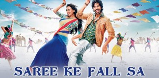 Saree Fever On Bollywood Songs