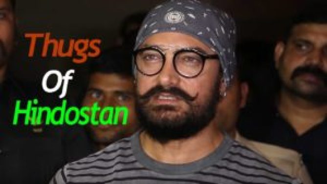 Aamir About Thugs Of Hindostan