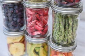 , Dehydrated foods – Health benefits