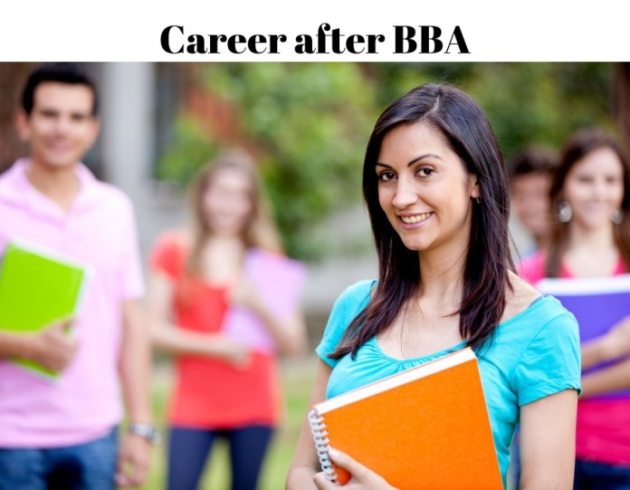 career after BBA