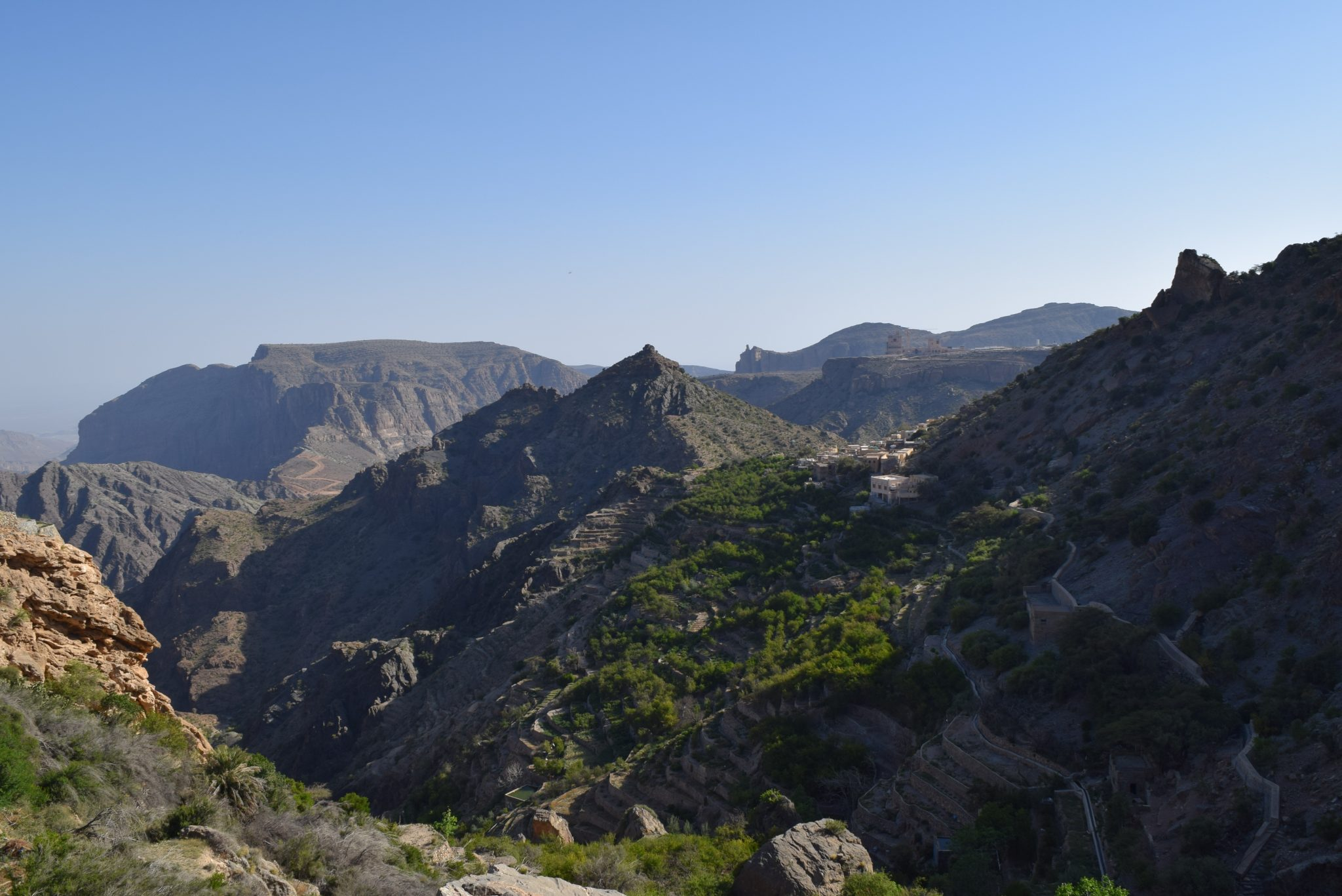 Top Attractions in the City of Muscat, Oman