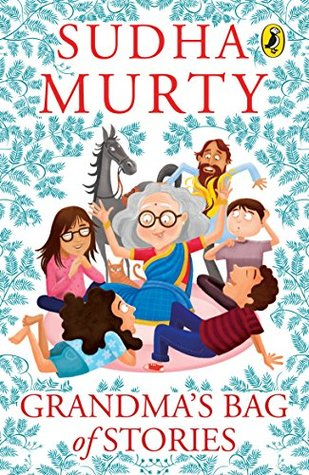 Grandma's bag of stories- book by Sudha Murthy