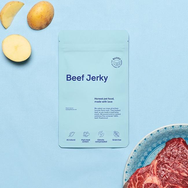 hundgodis beef jerky