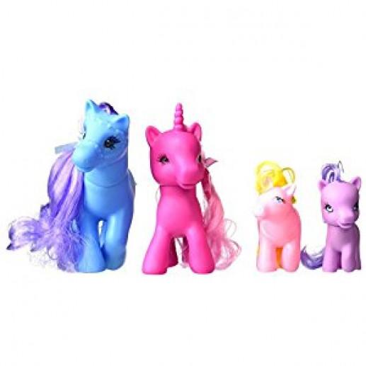 Wonder Pony Land Horse Family Set