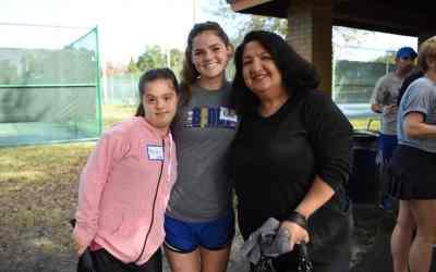 Orlando Buddies' Dedication to Buddy Up Tennis
