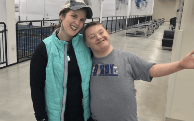 Murfreesboro Coordinator Gives and Receives Via Buddy Up Tennis