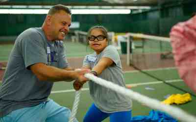 Giving Talent: Leadership on and off the Courts